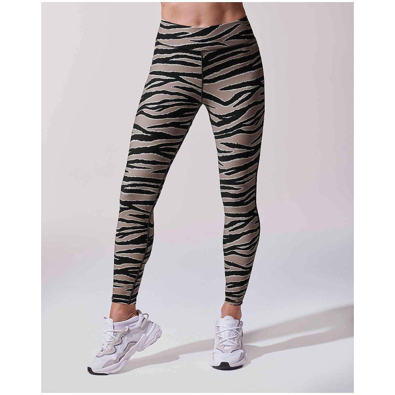 Michi Verve Tiger-Print Legging