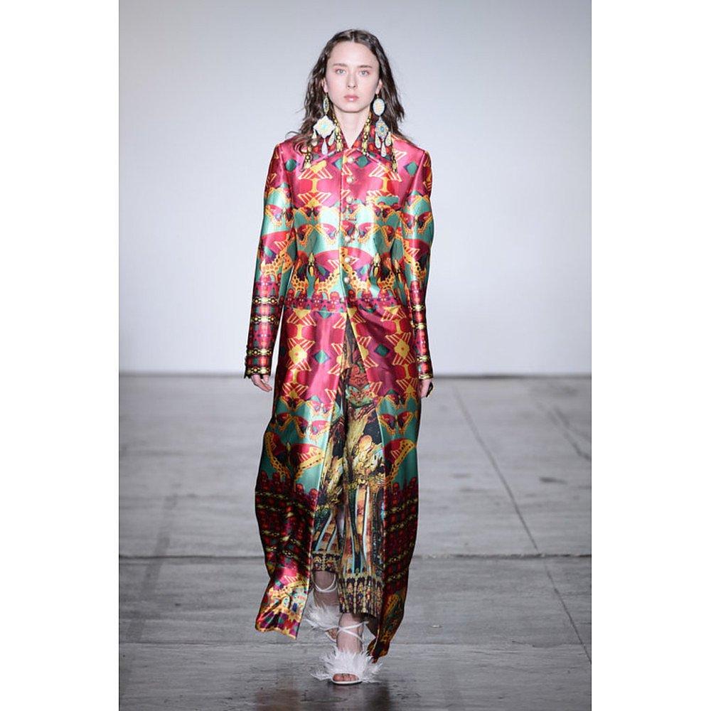 Helen Anthony Unisex Long Dress