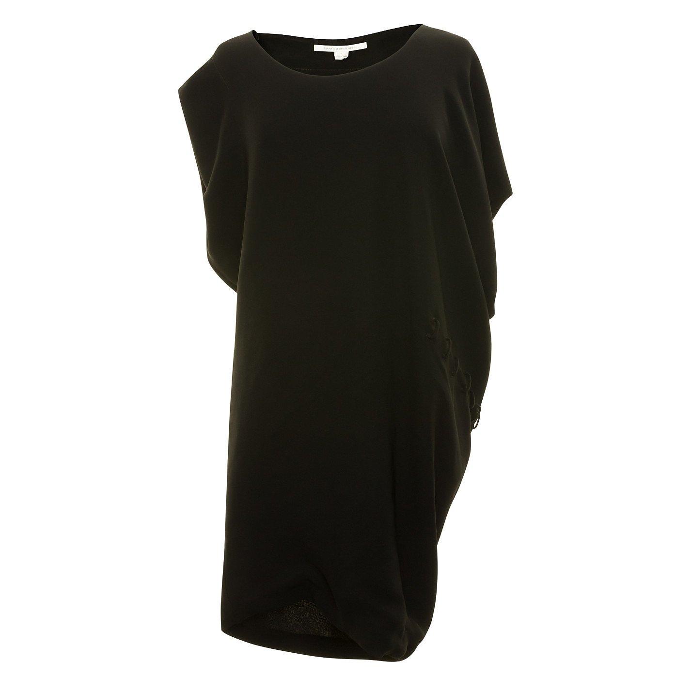 Diane von Furstenberg Mini Satin Dress
