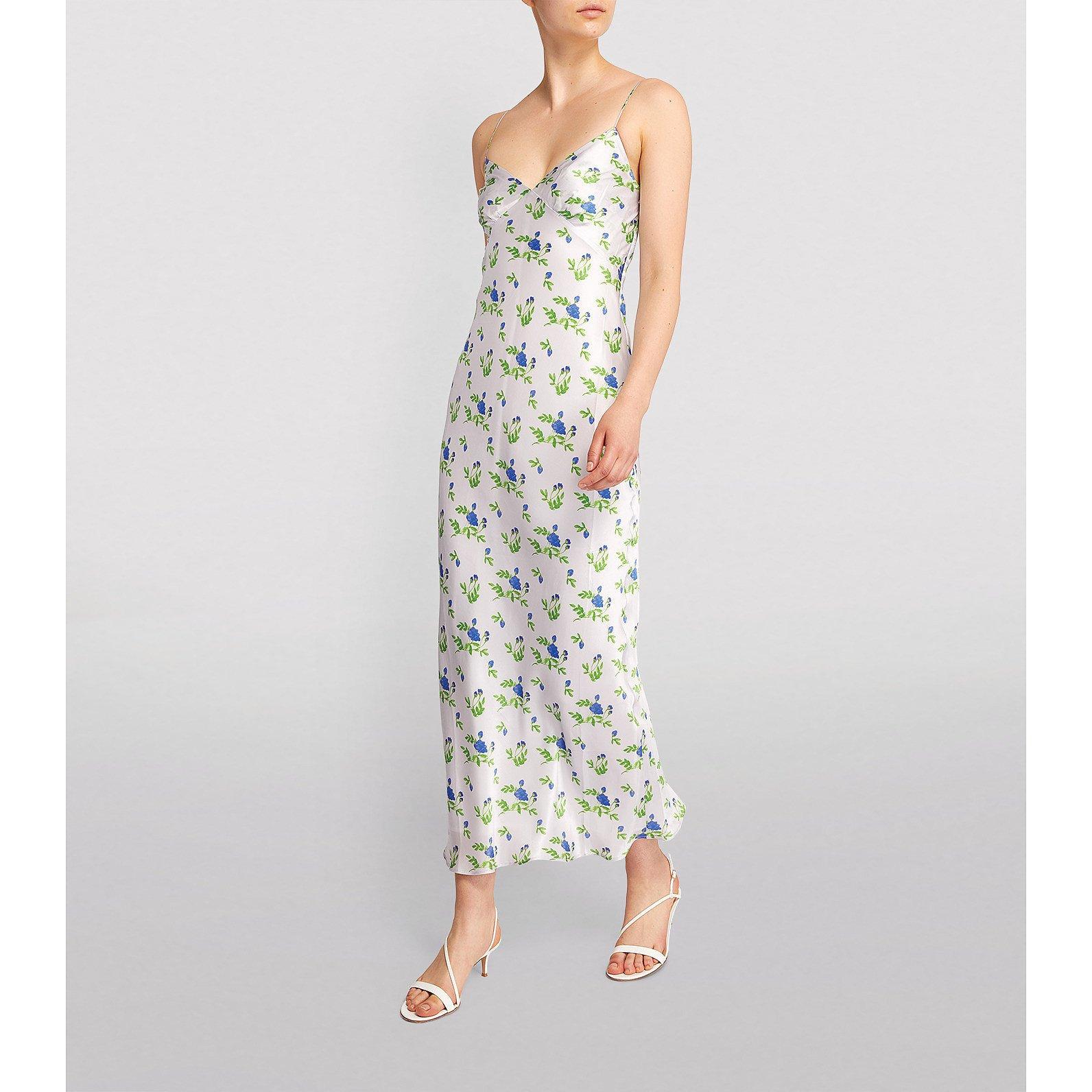 Bernadette Jeanette Floral Slip Dress