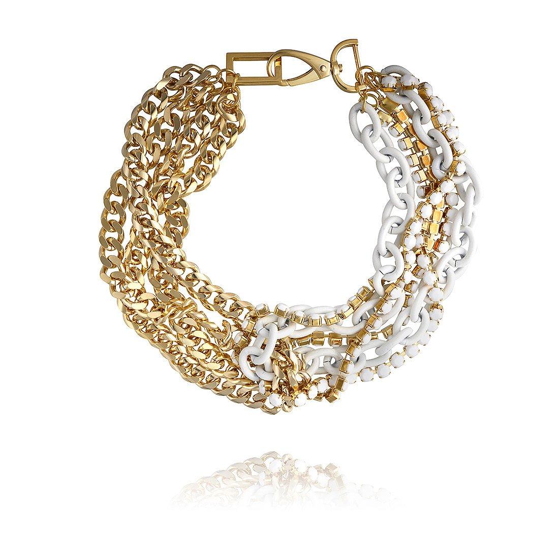 Fenton Twist Collar Necklace