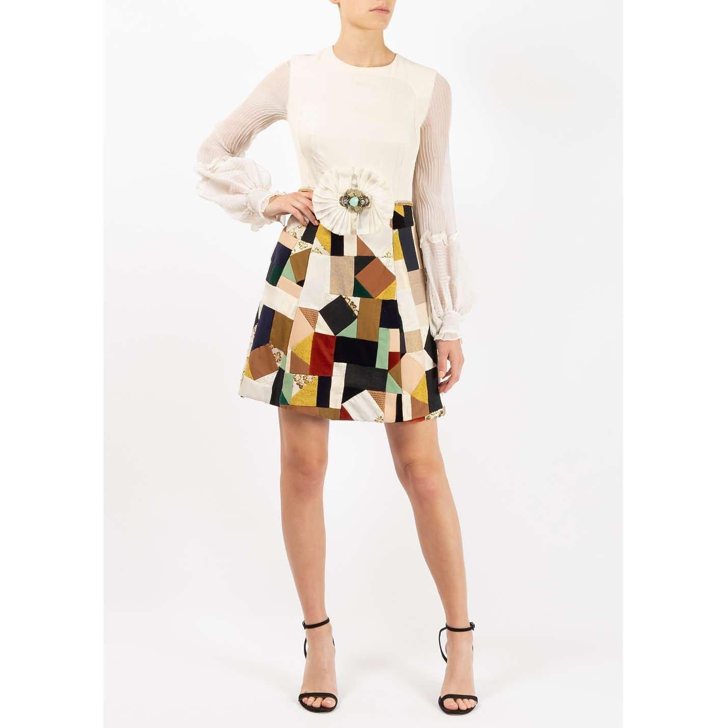 Chloé Embellished Dress