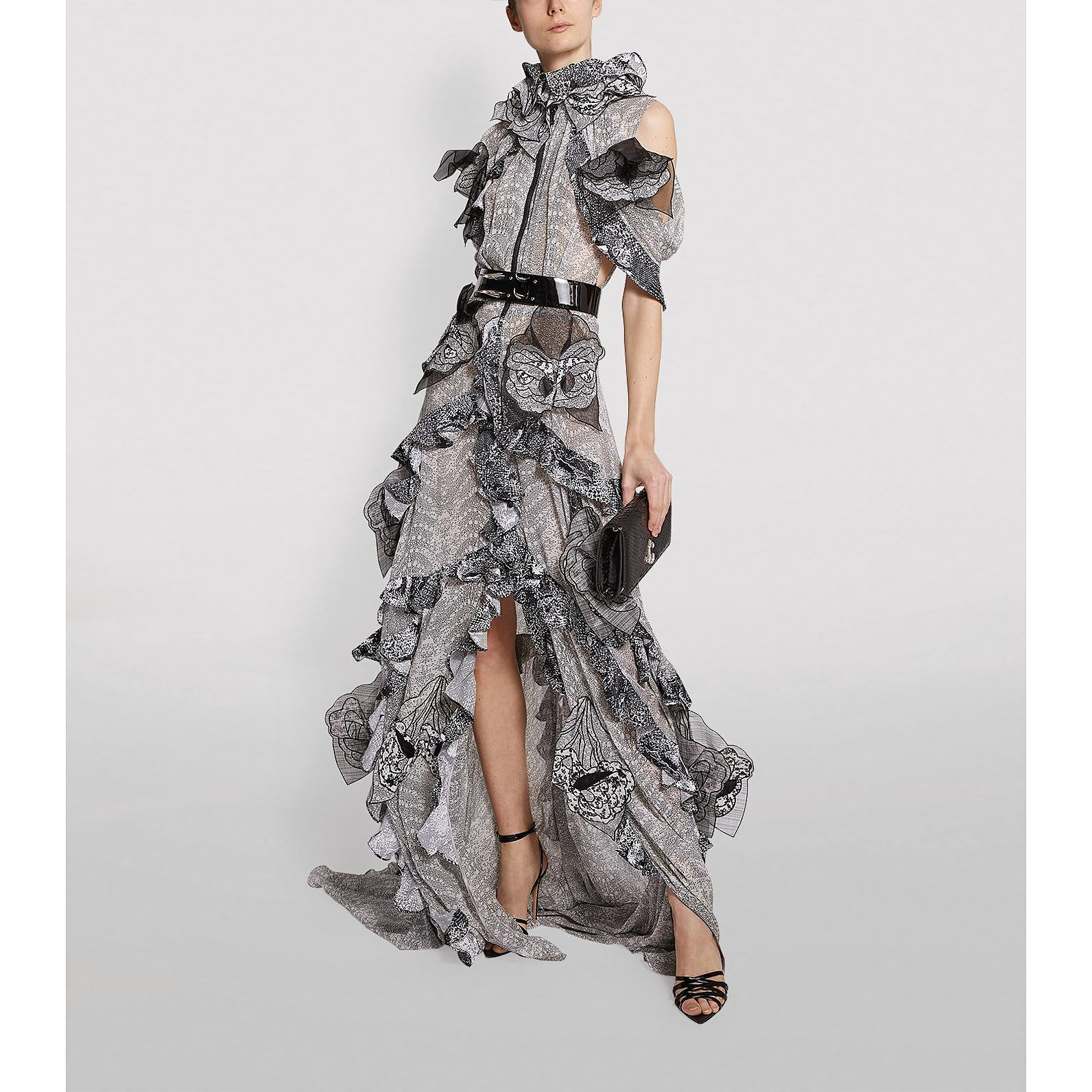 Maticevski Occurring Belted Gown