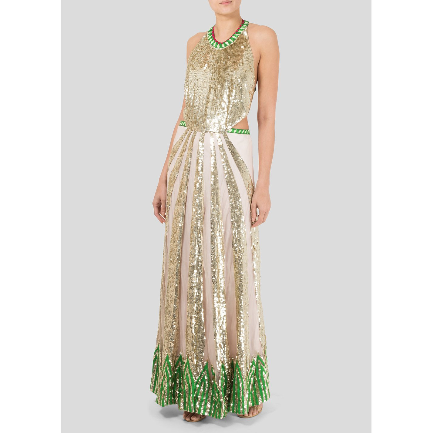 Temperley London Sycamore Gown