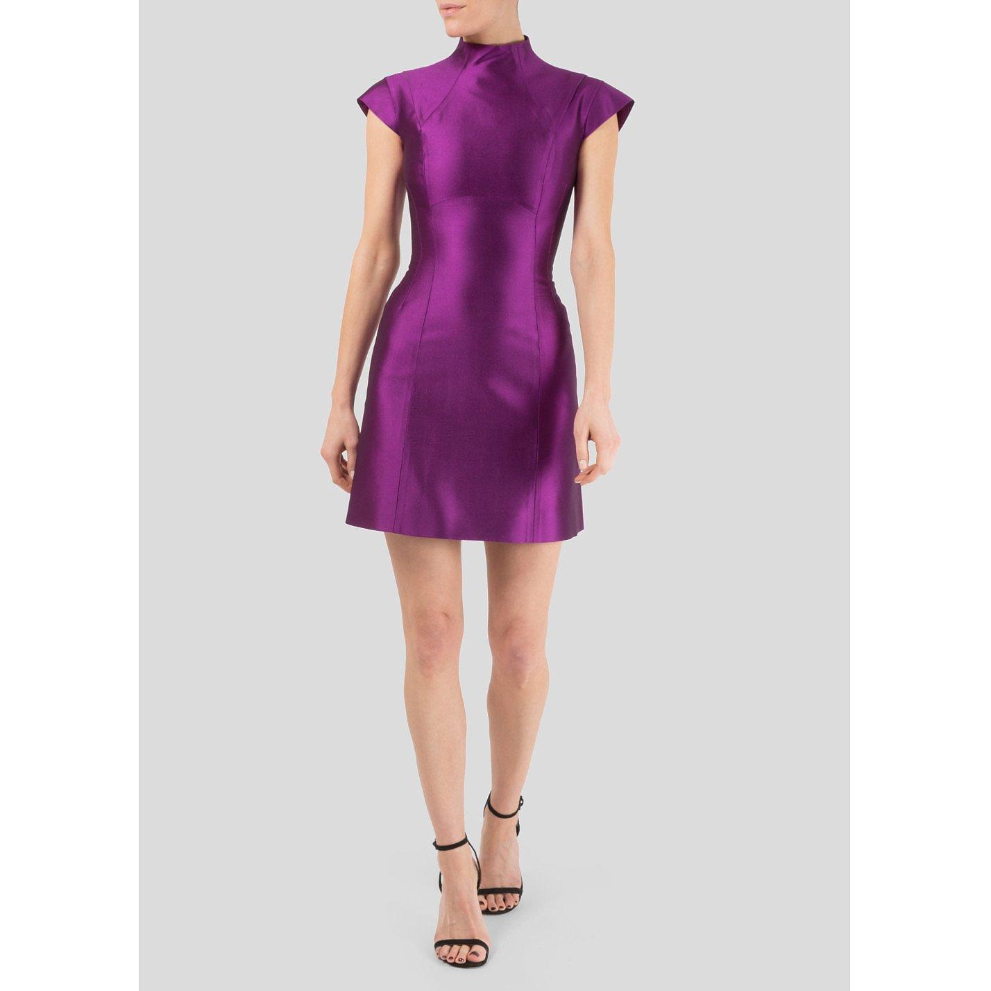Victoria Beckham Briseux Mini Dress