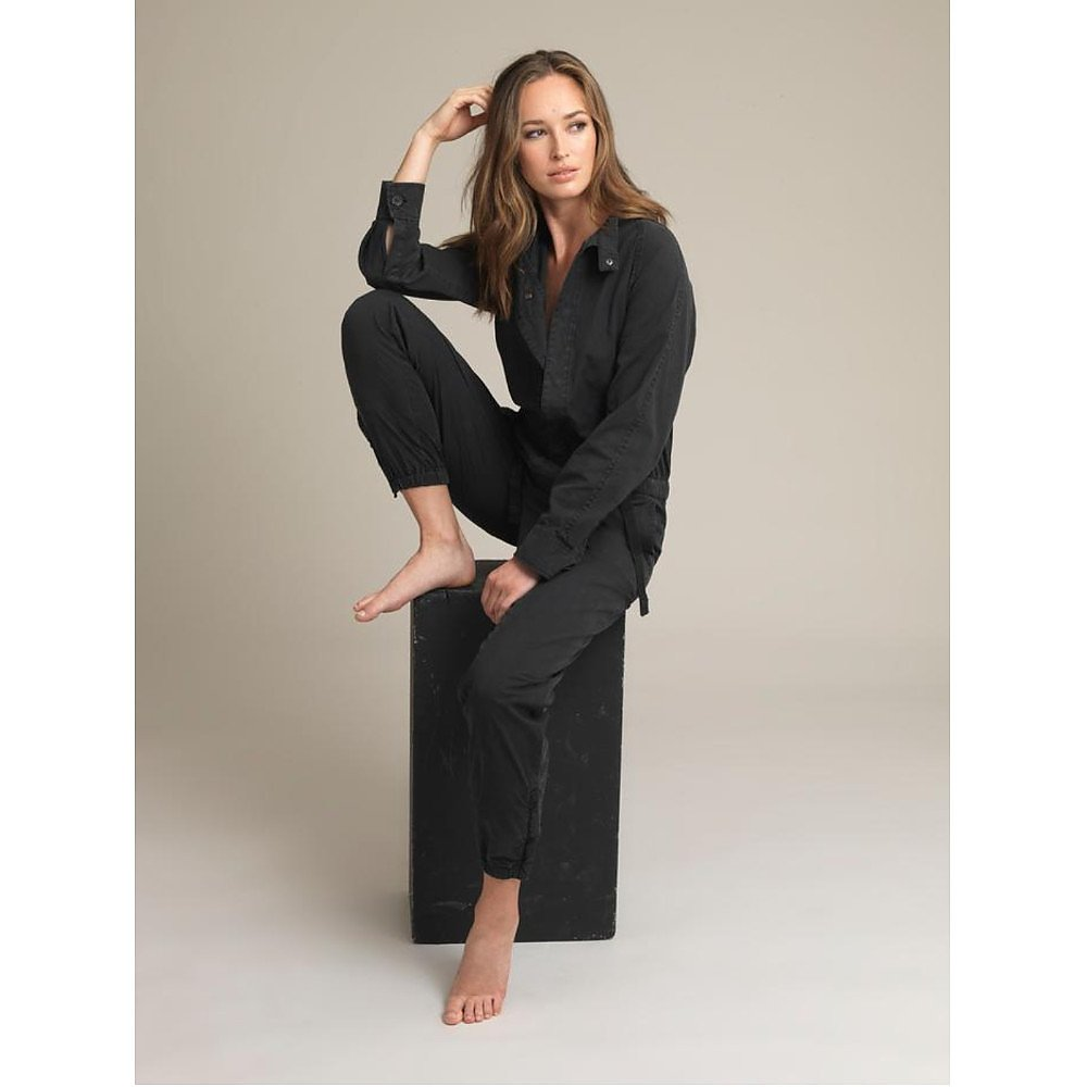 House Of Minimus Shirtweight Canvas Boilersuit