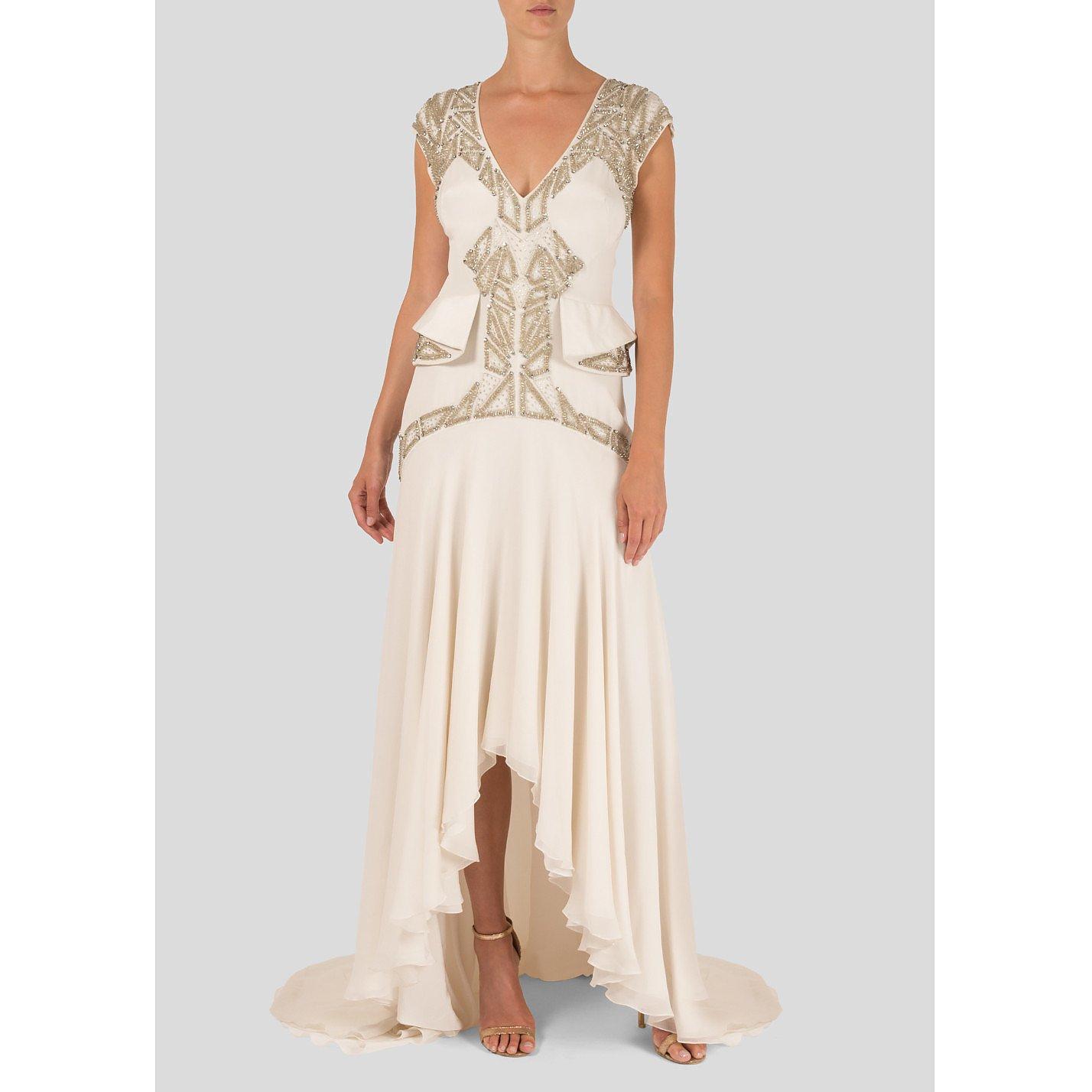 Amanda Wakeley Bridal Atelier Bridal Maxi Dress