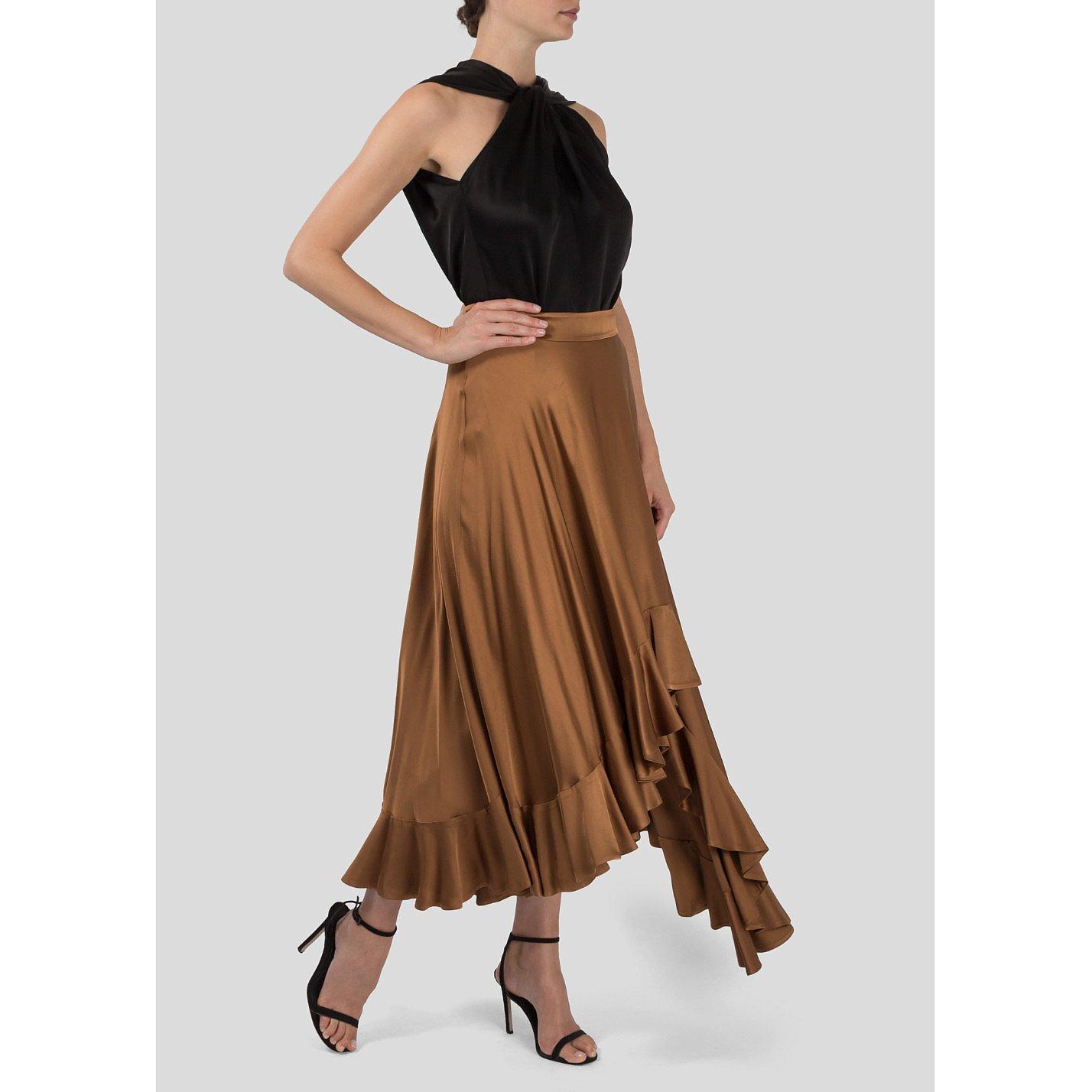 ZIMMERMANN Ruffle Skirt