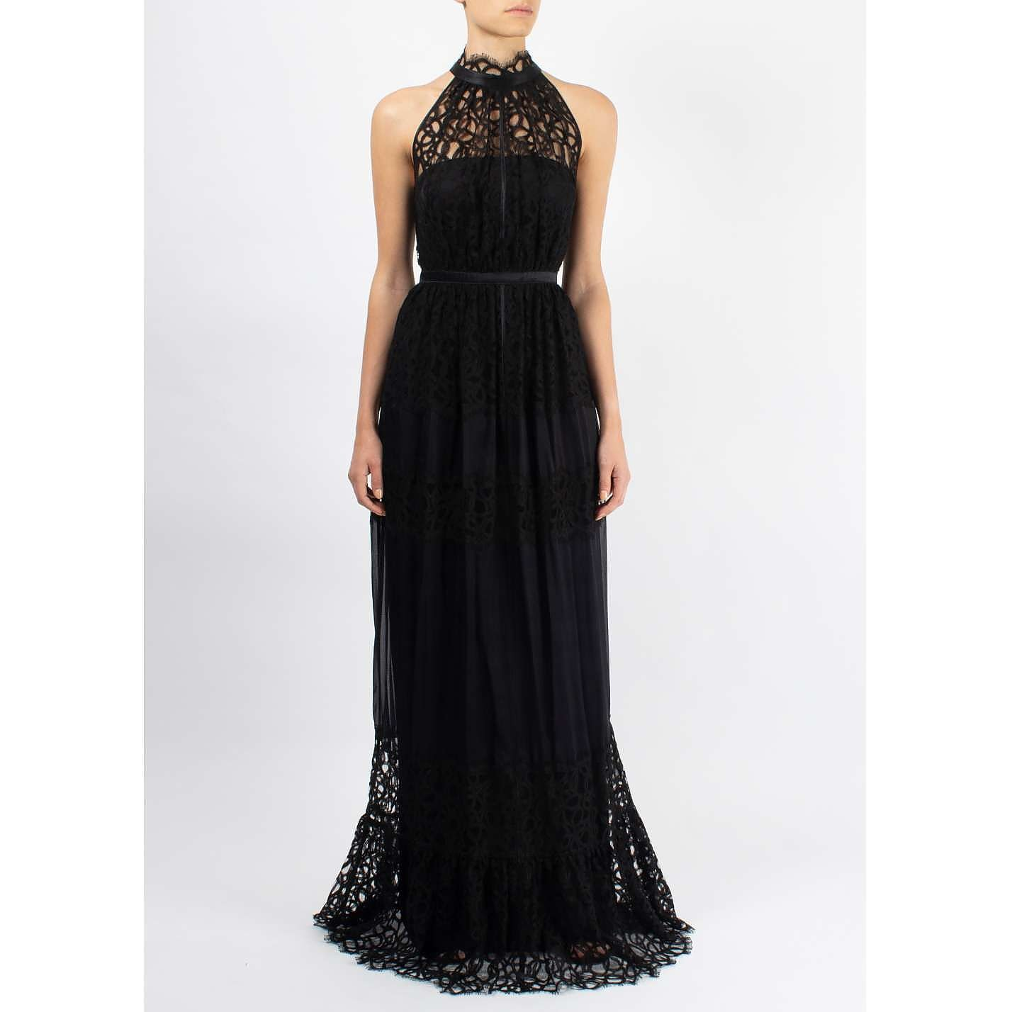 Temperley London Lace Gown