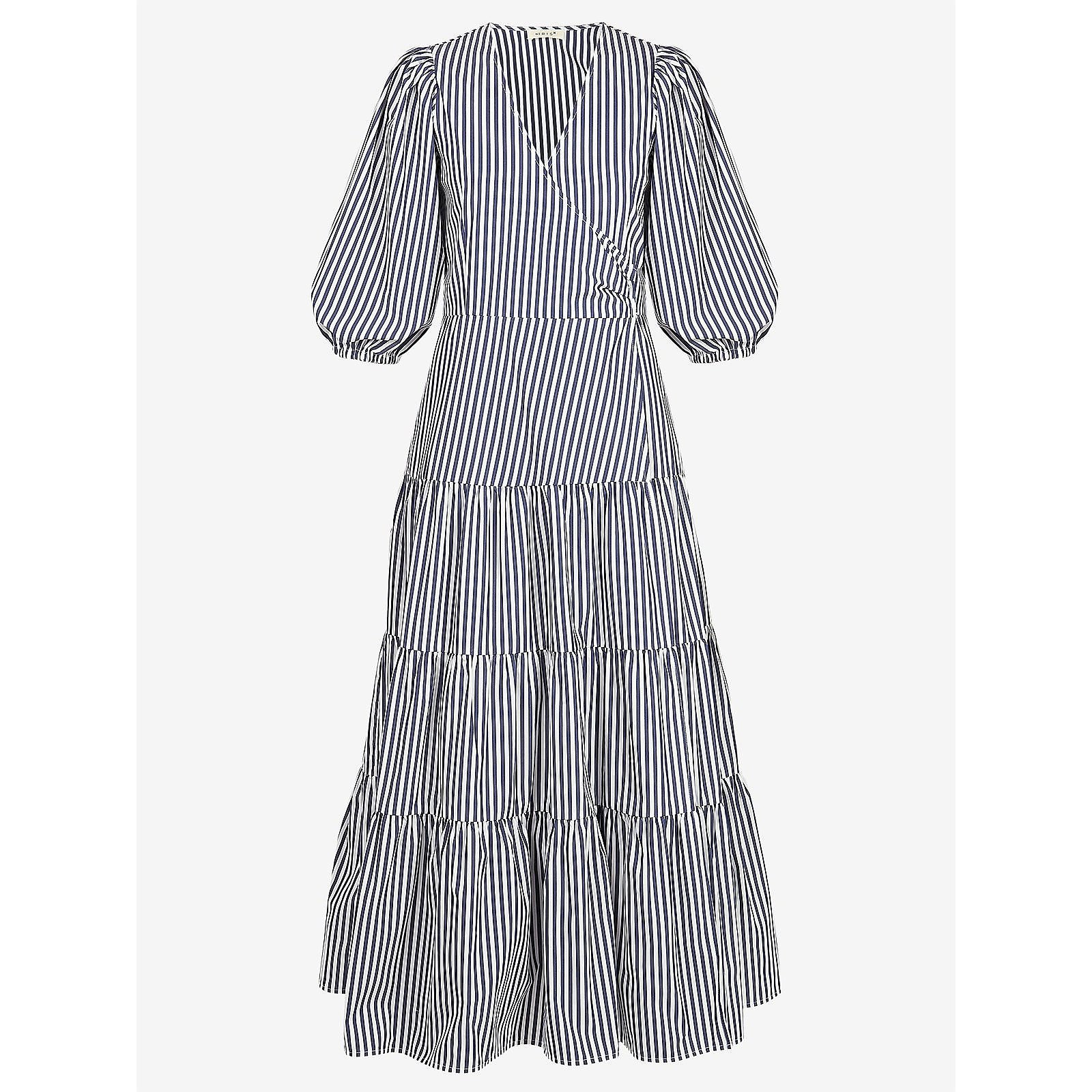 By Iris Leona Stripe Dress