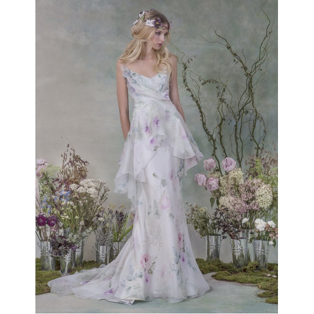 Elizabeth Fillmore Garden Party Dress