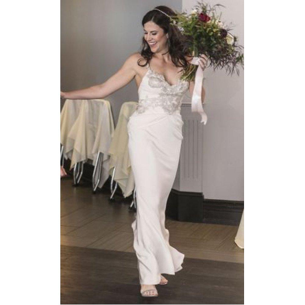 Elizabeth Fillmore Elsa Dress