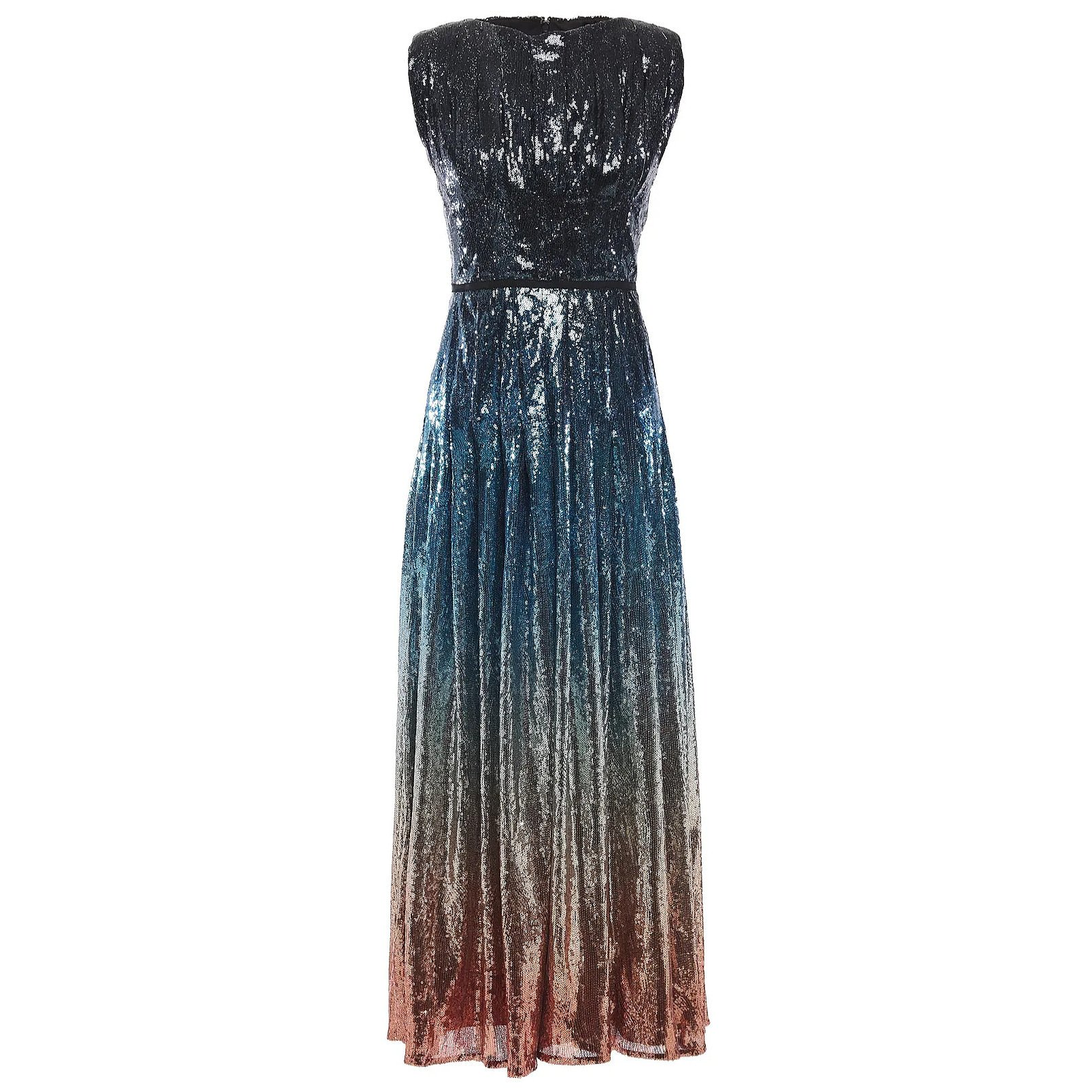 Mary Katrantzou Sienna Sequin Dress
