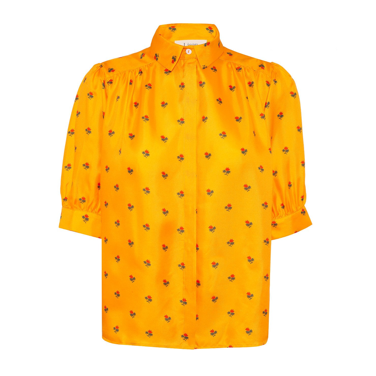Lisou Betty Mango Floral Shirt