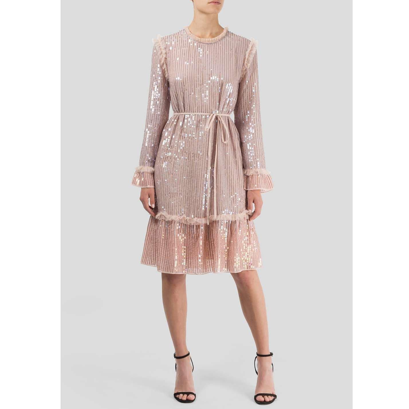 Needle & Thread Sequinned Dress