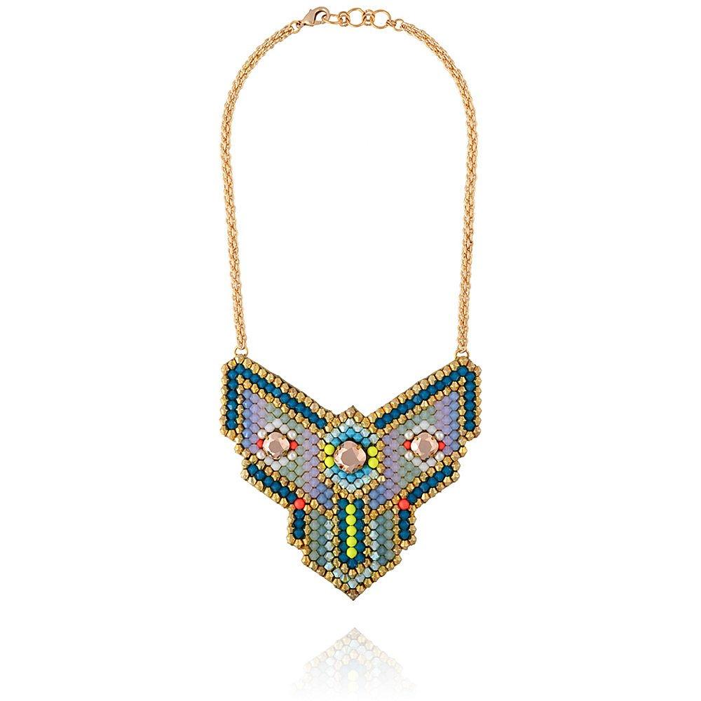 Buba Blue Angel Necklace