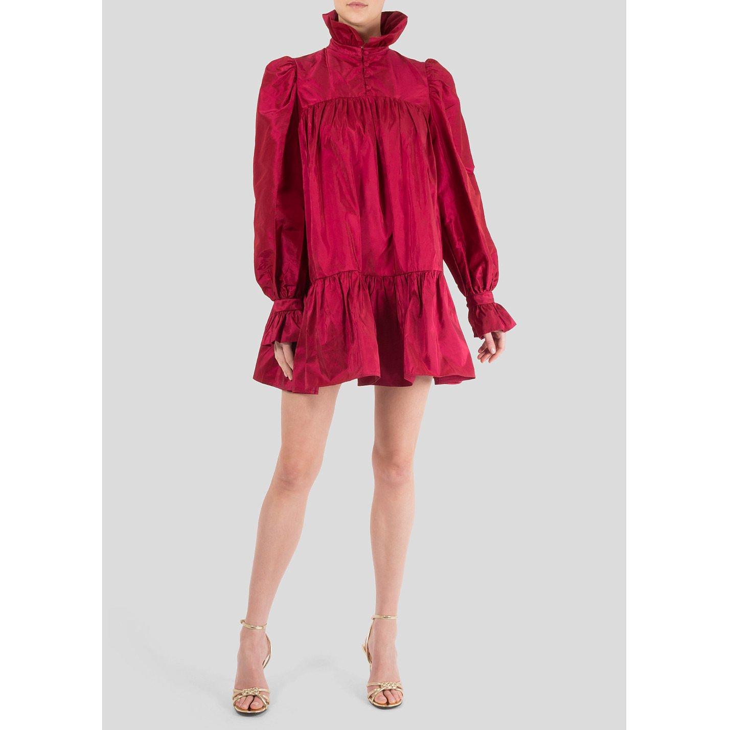 AVAVAV Ruffled Mini Dress