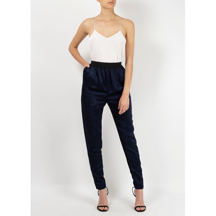CÉLINE High Waist Trousers