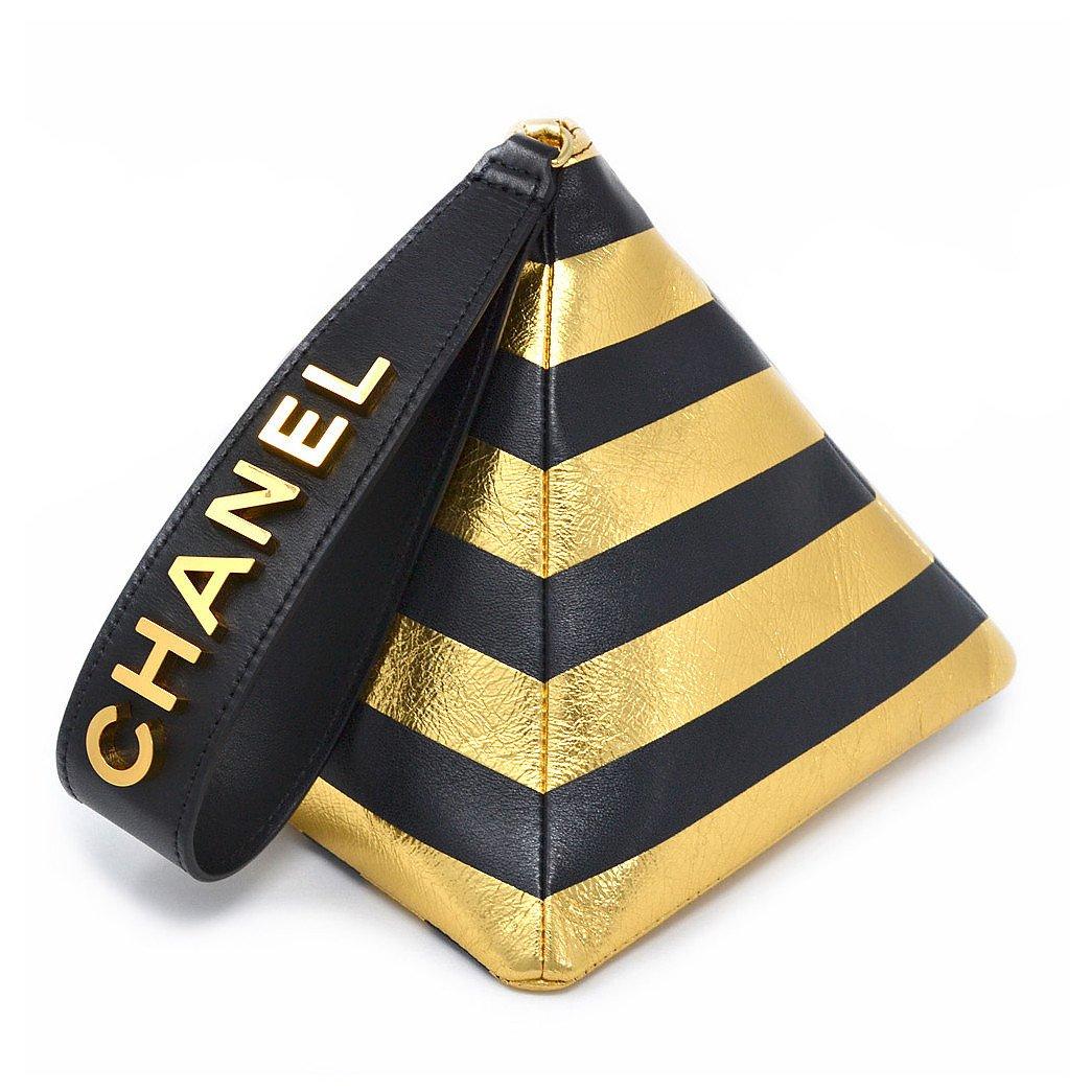 CHANEL Pyramid Bag