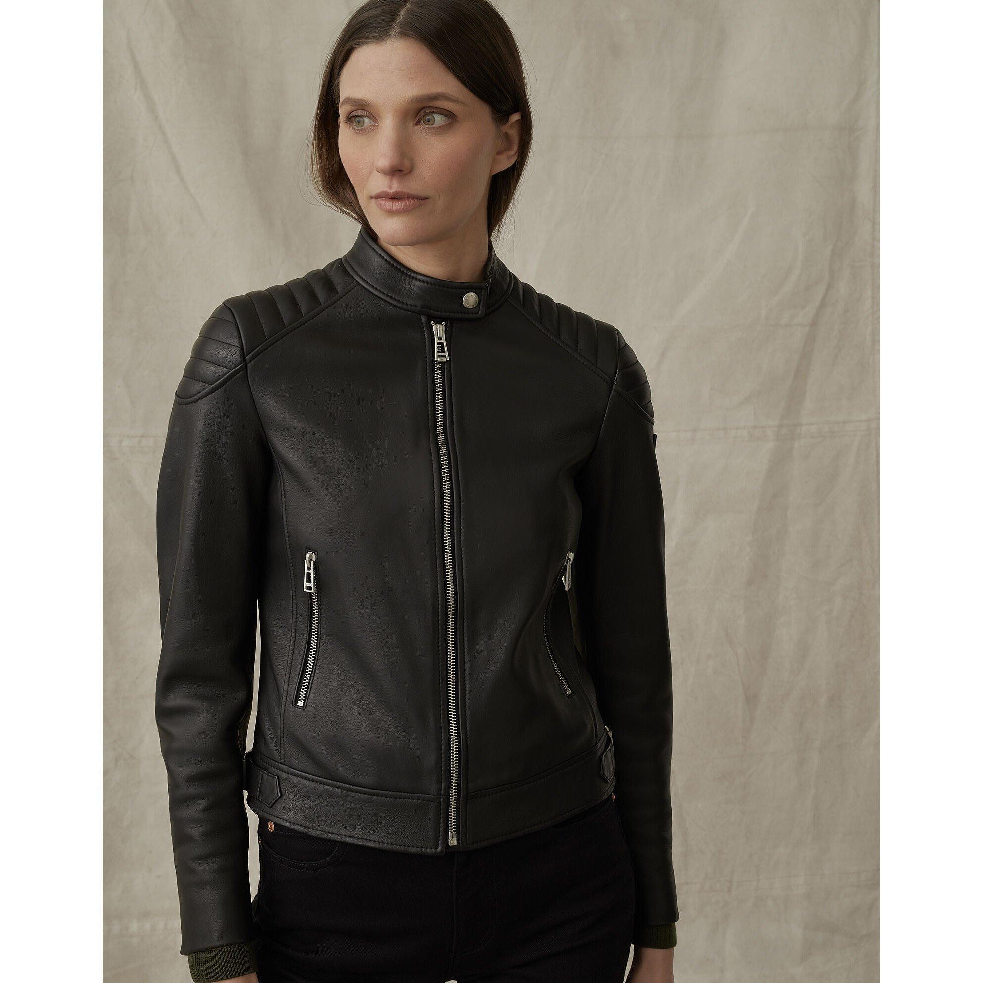 Belstaff Mollison 2.0 Leather Jacket