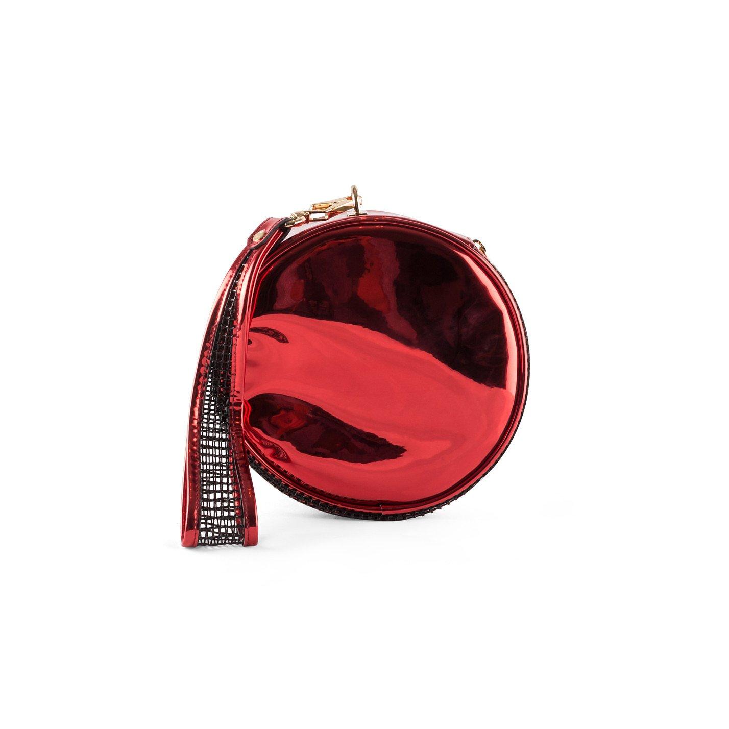 Starsica Red Circle Bag