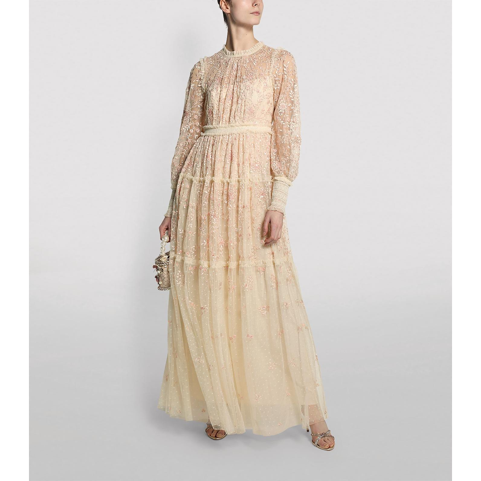 Needle & Thread Whitethorn Sequin Gown