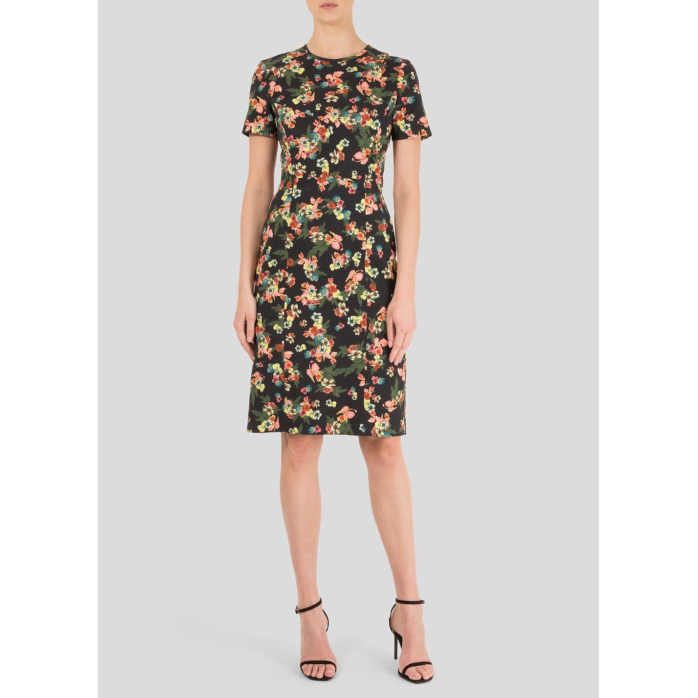 Erdem Inis Floral Dress