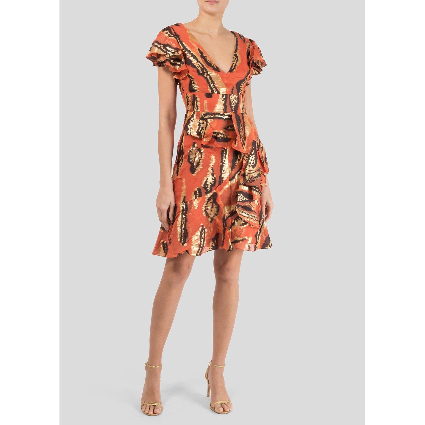 Temperley London Audrey Mini Dress