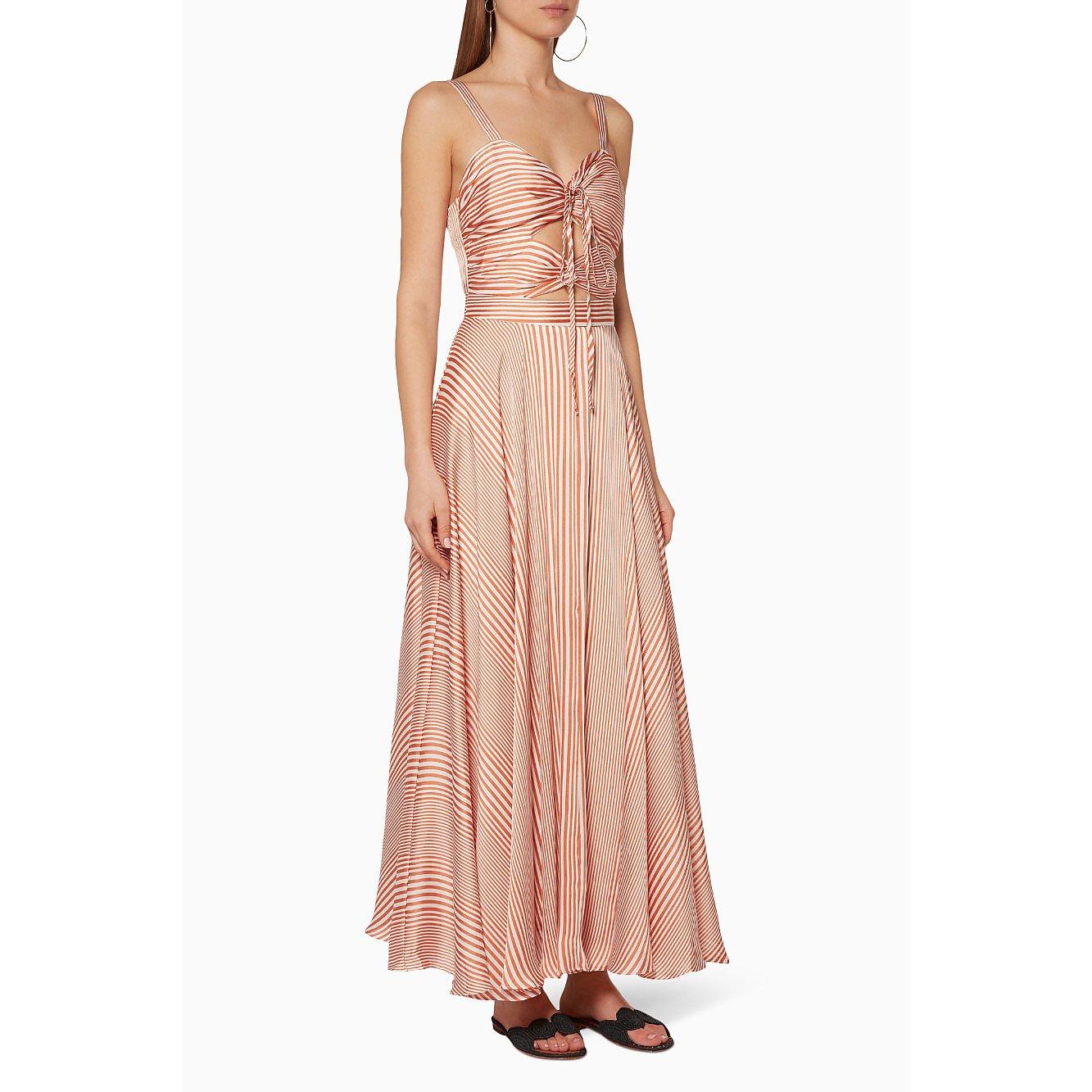 Azulu Monroe Striped Dress