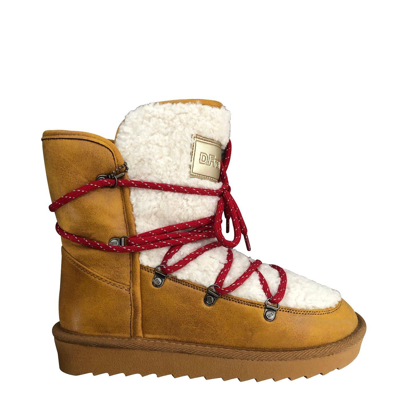 D.Franklin Nordic TRK Boots