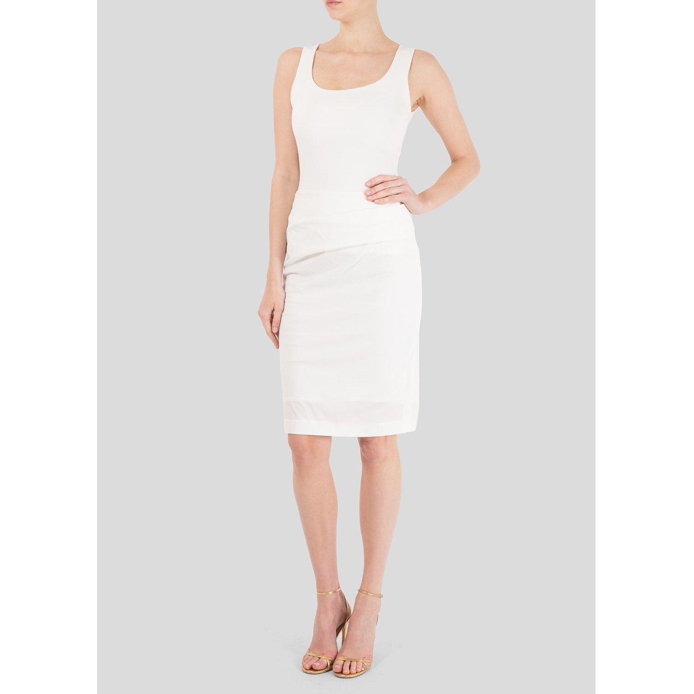 Brunello Cucinelli Cotton-Blend Pencil Skirt