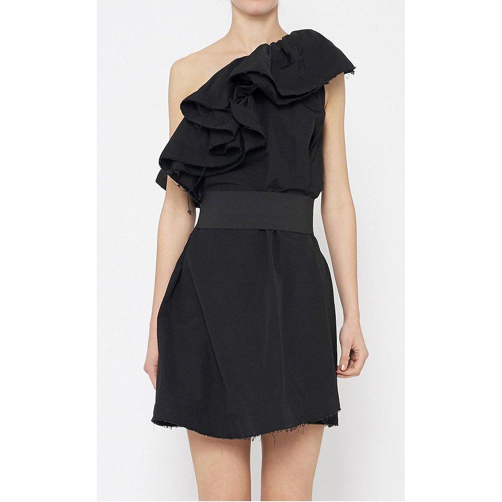 Lanvin for H&M One-Shoulder Ruffle Dress