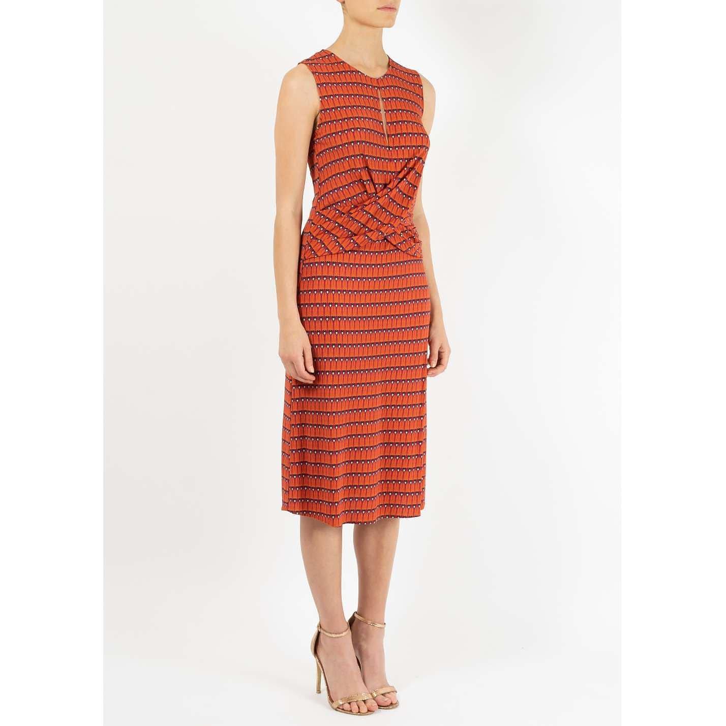 Dhela Firebug Jersey Dress