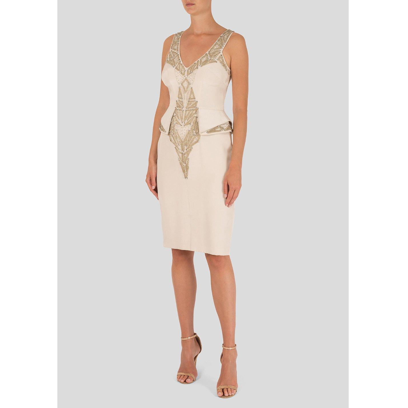 Amanda Wakeley Bridal Atelier Bridal Midi Dress