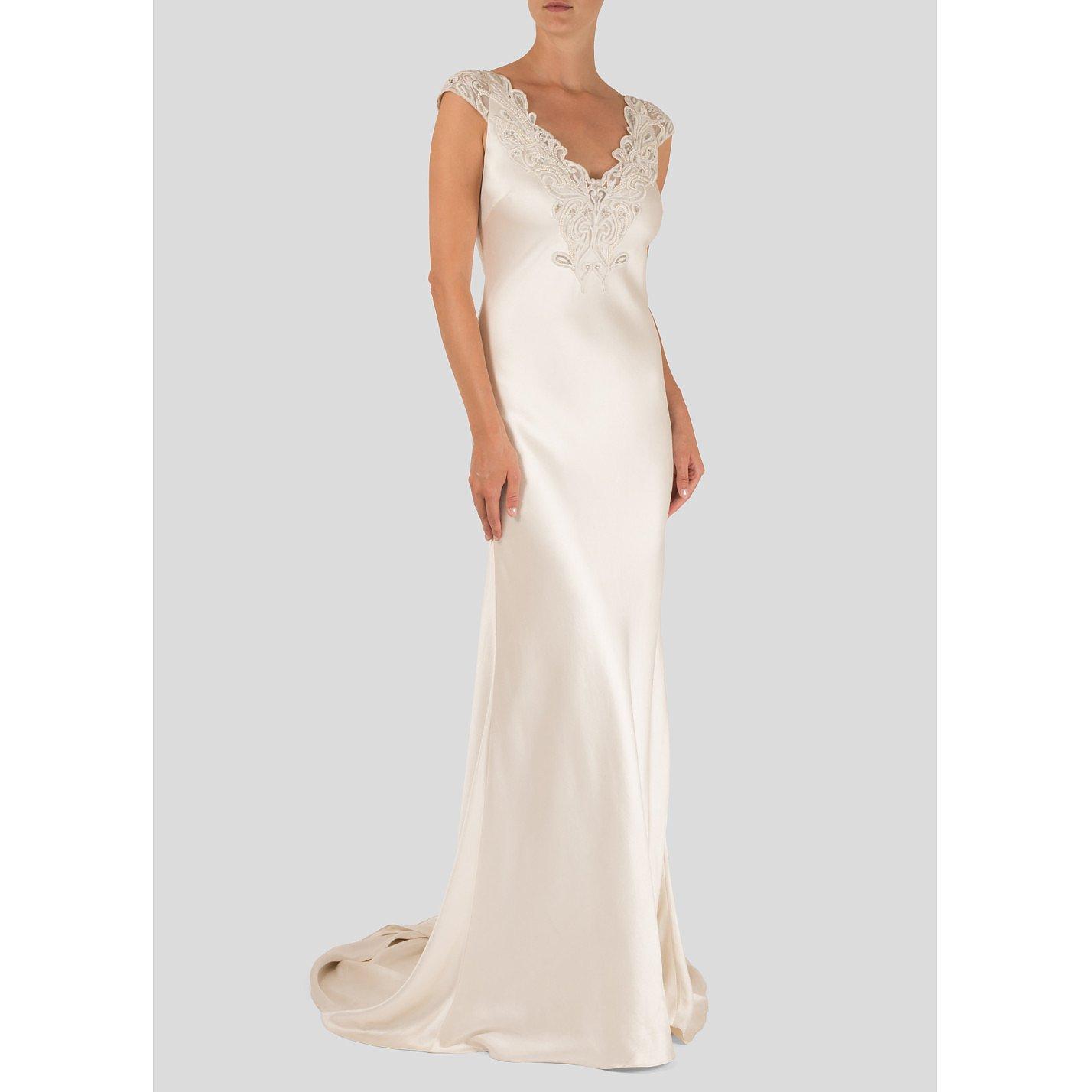 Amanda Wakeley Bridal The Esme Bridal Dress