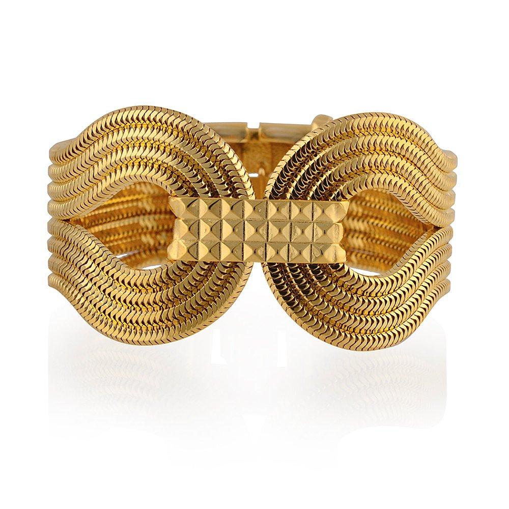 Lara Bohinc Gagarin Bracelet in Gold