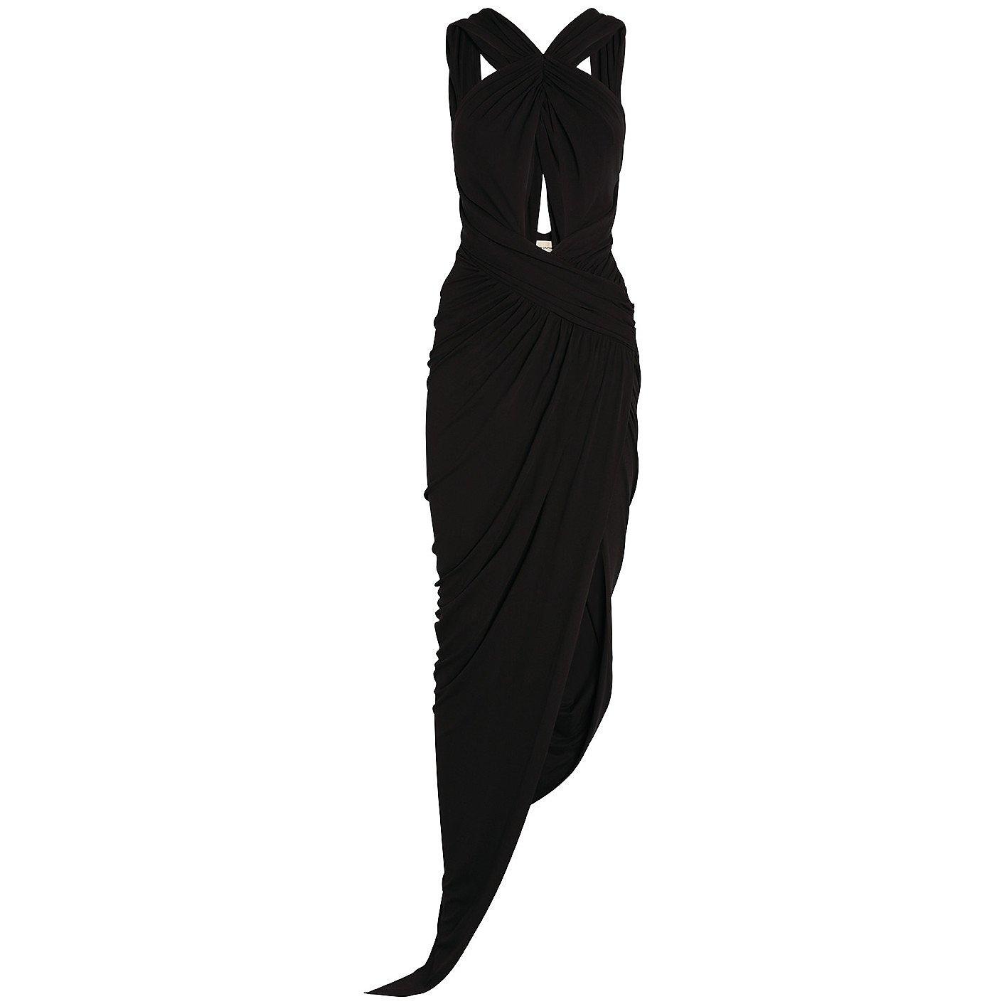 Alexandre Vauthier Open Back Sleeveless Gown