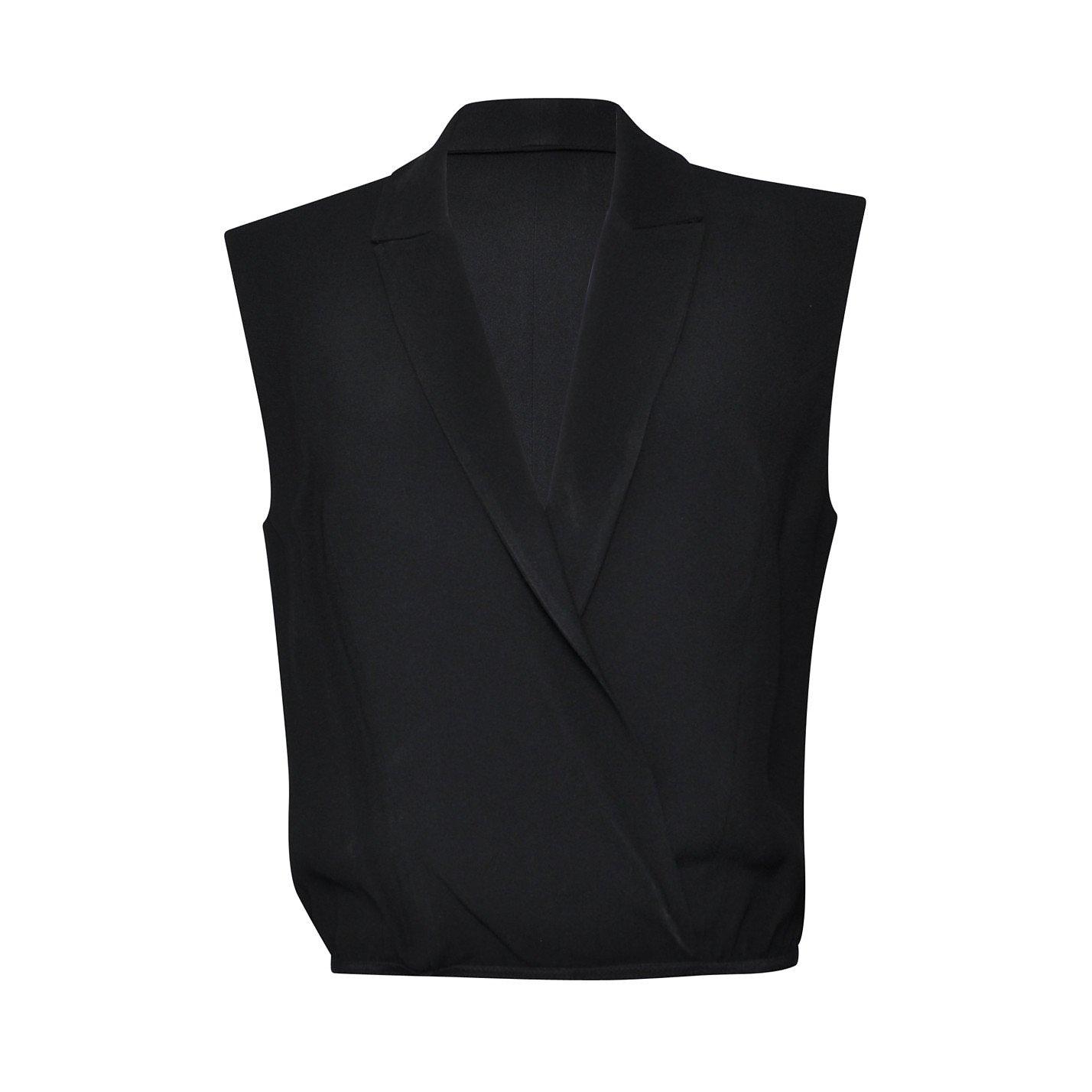 Andrea Marquis Deep Neck Bodysuit