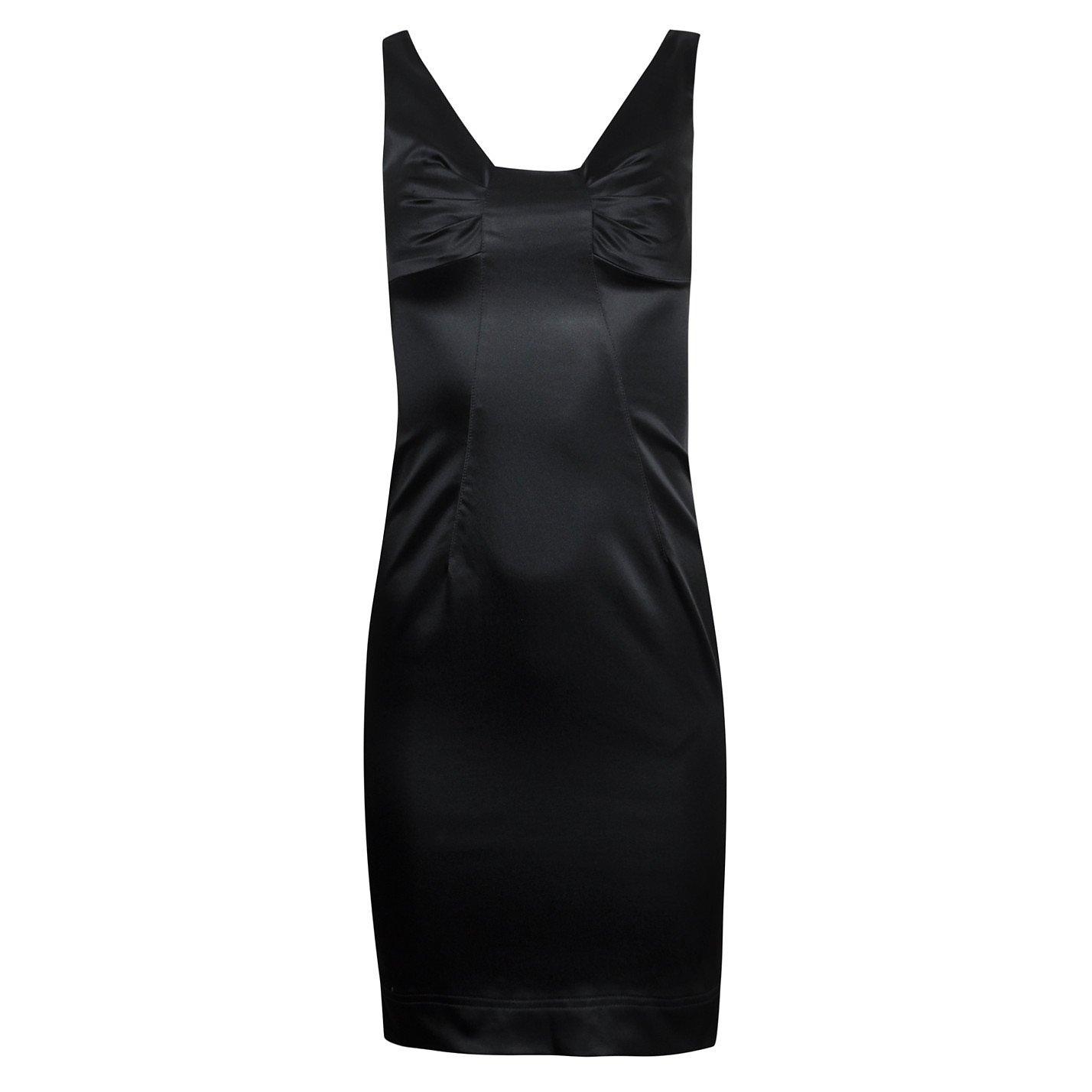 DOLCE & GABBANA Sleeveless Silk Dress