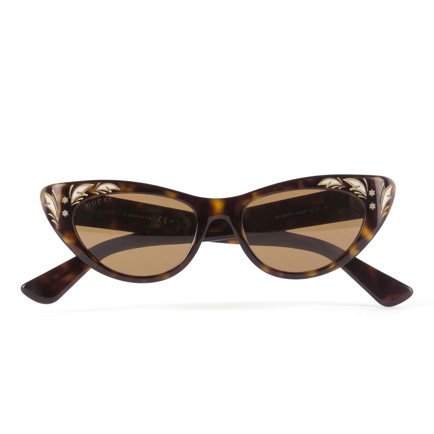 Gucci Tortoise Shell Sunglasses