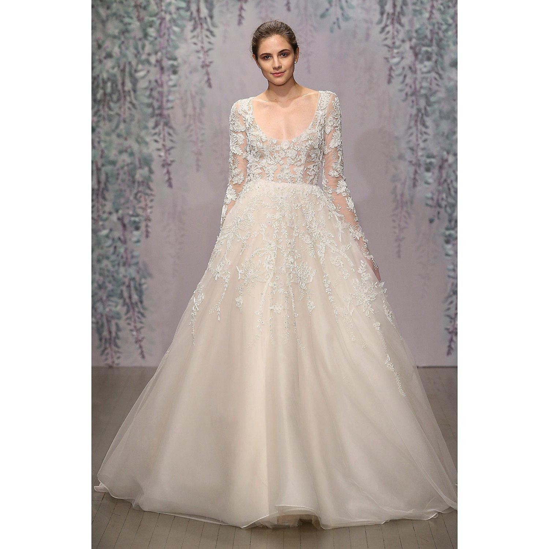 Monique Lhuillier Waverly Dress