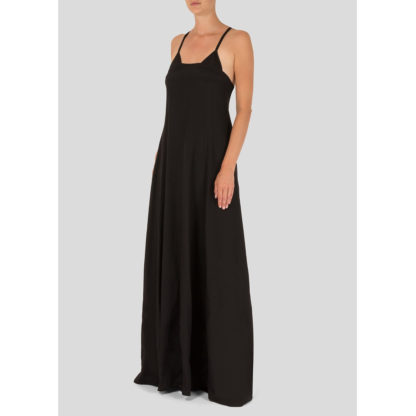 Valentino Strappy Gown