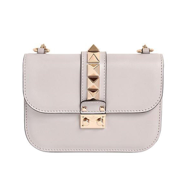Valentino Lock Medium Shoulder Bag
