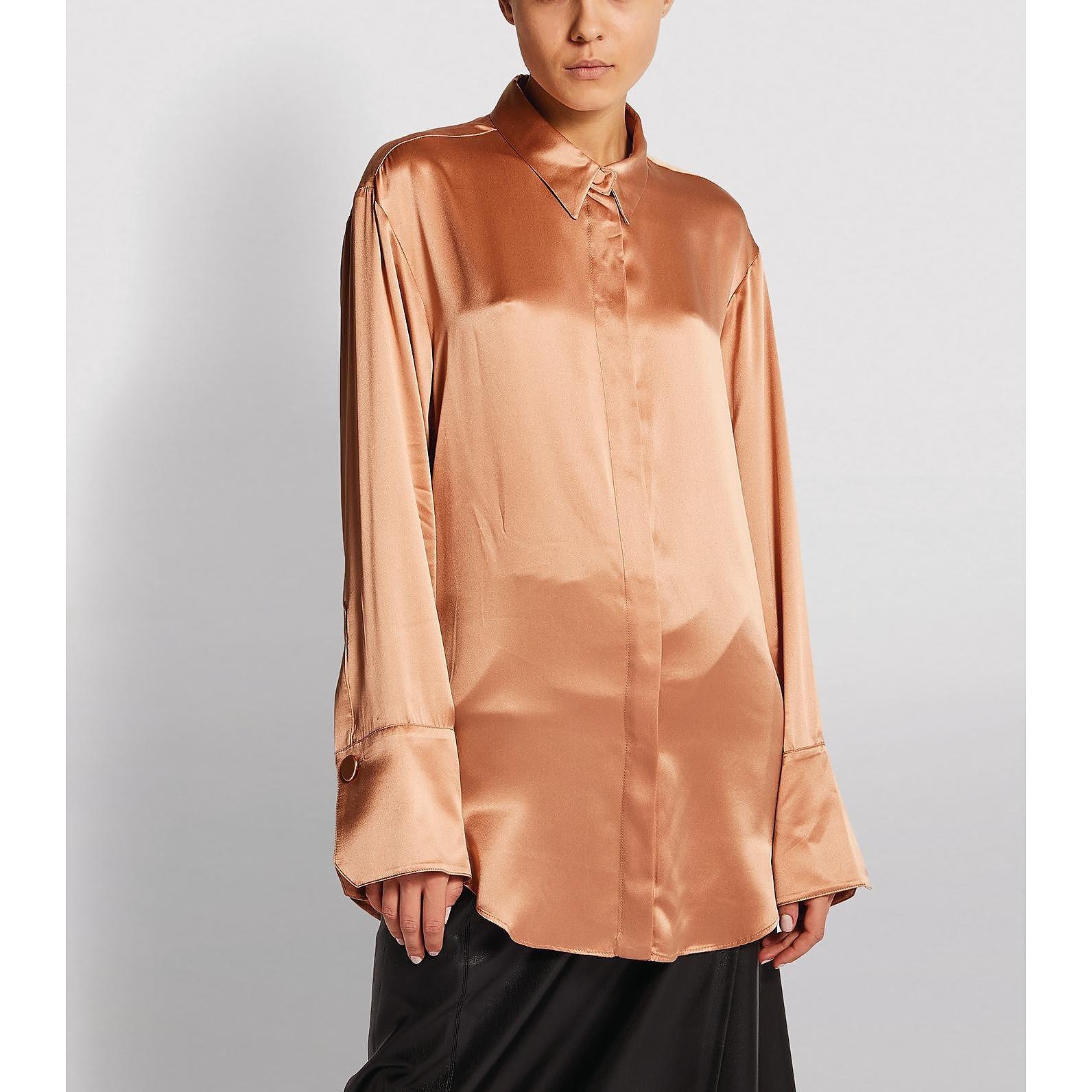 Michael Lo Sordo Silk Shirt