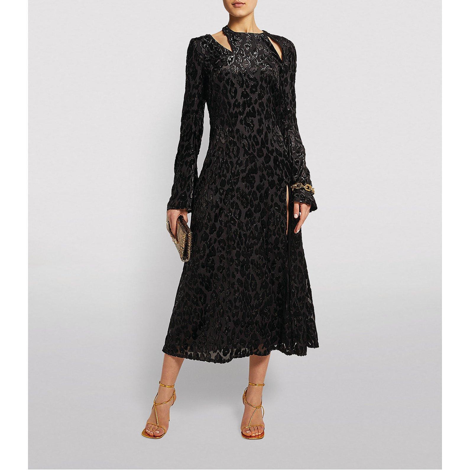 16arlington Ursinia Midi Dress
