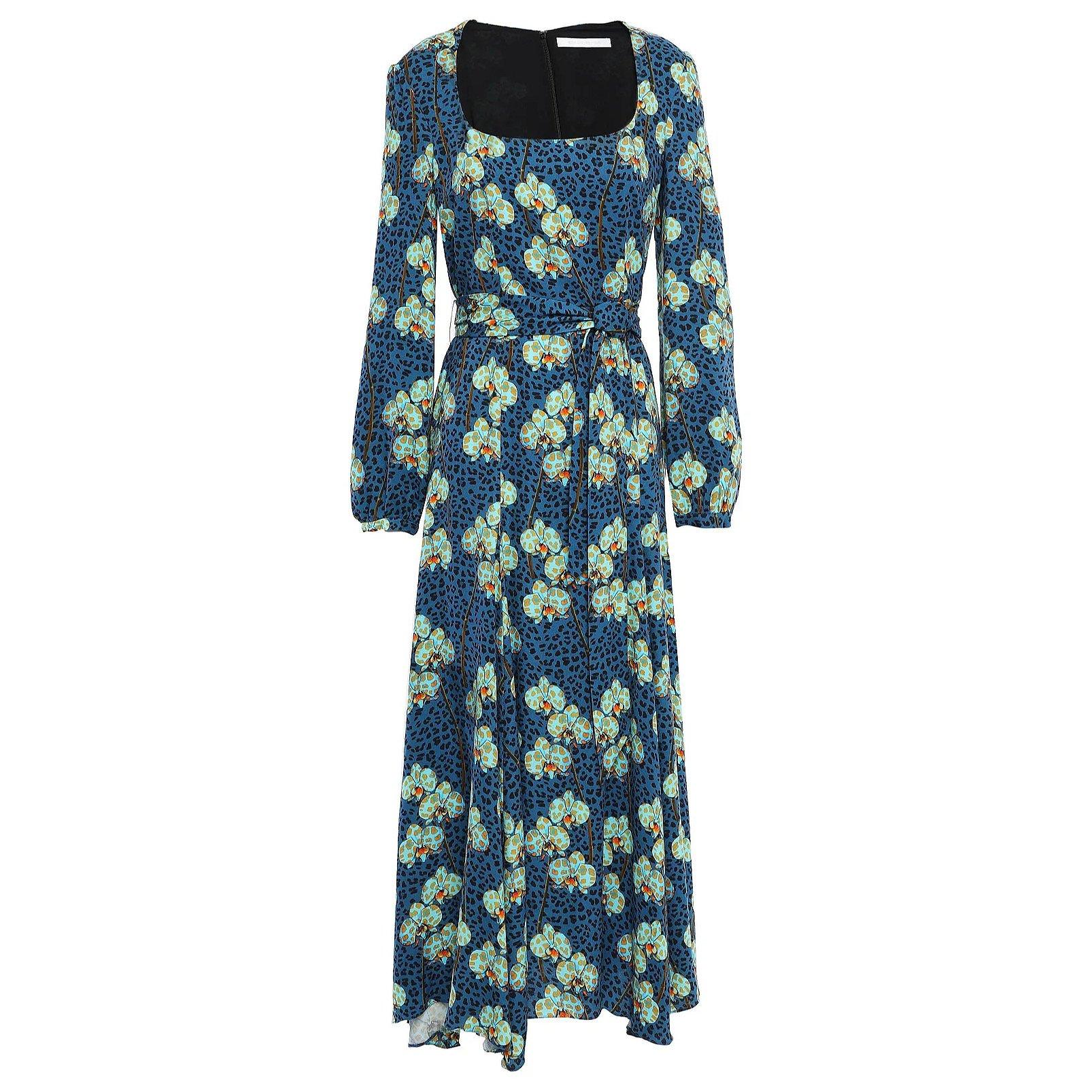 Borgo De Nor Annabella Floral Print Dress