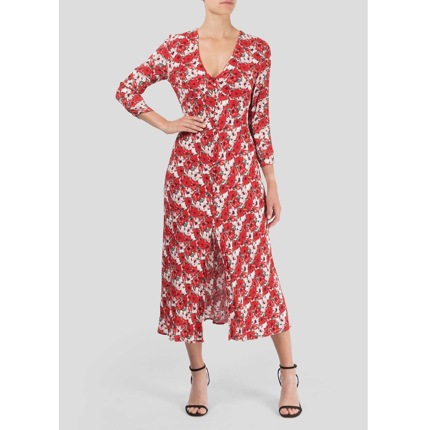 Rixo Katie Floral Dress