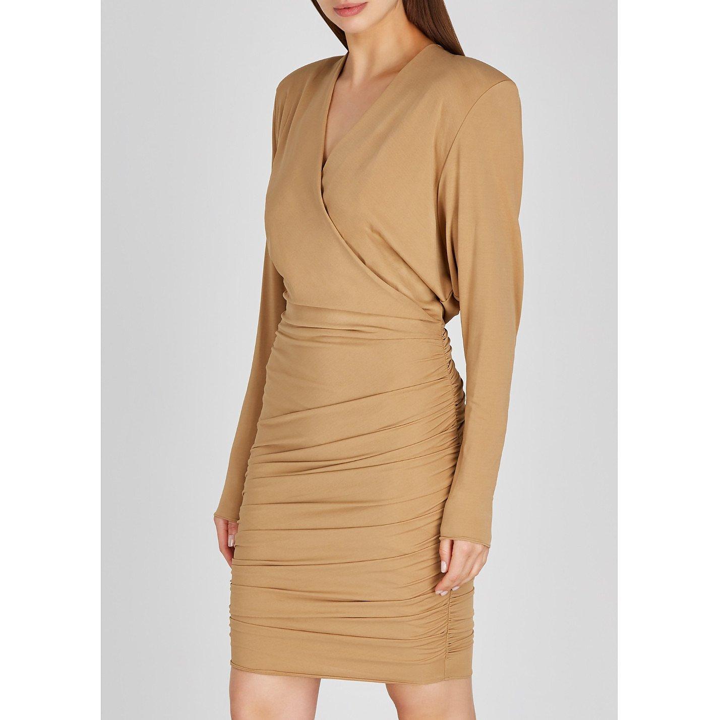 Alexandre Vauthier Stretch-Jersey Mini Dress