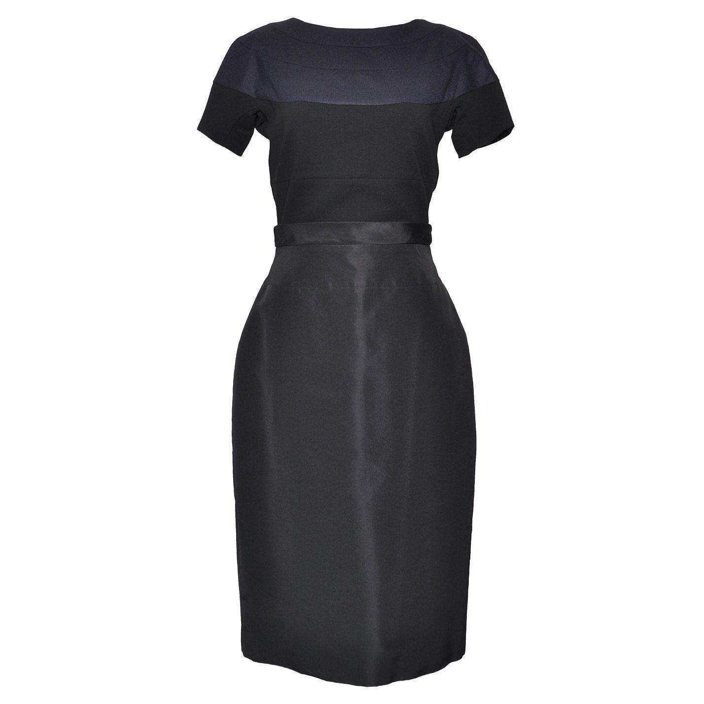 Bamford Panelled Midi Dress