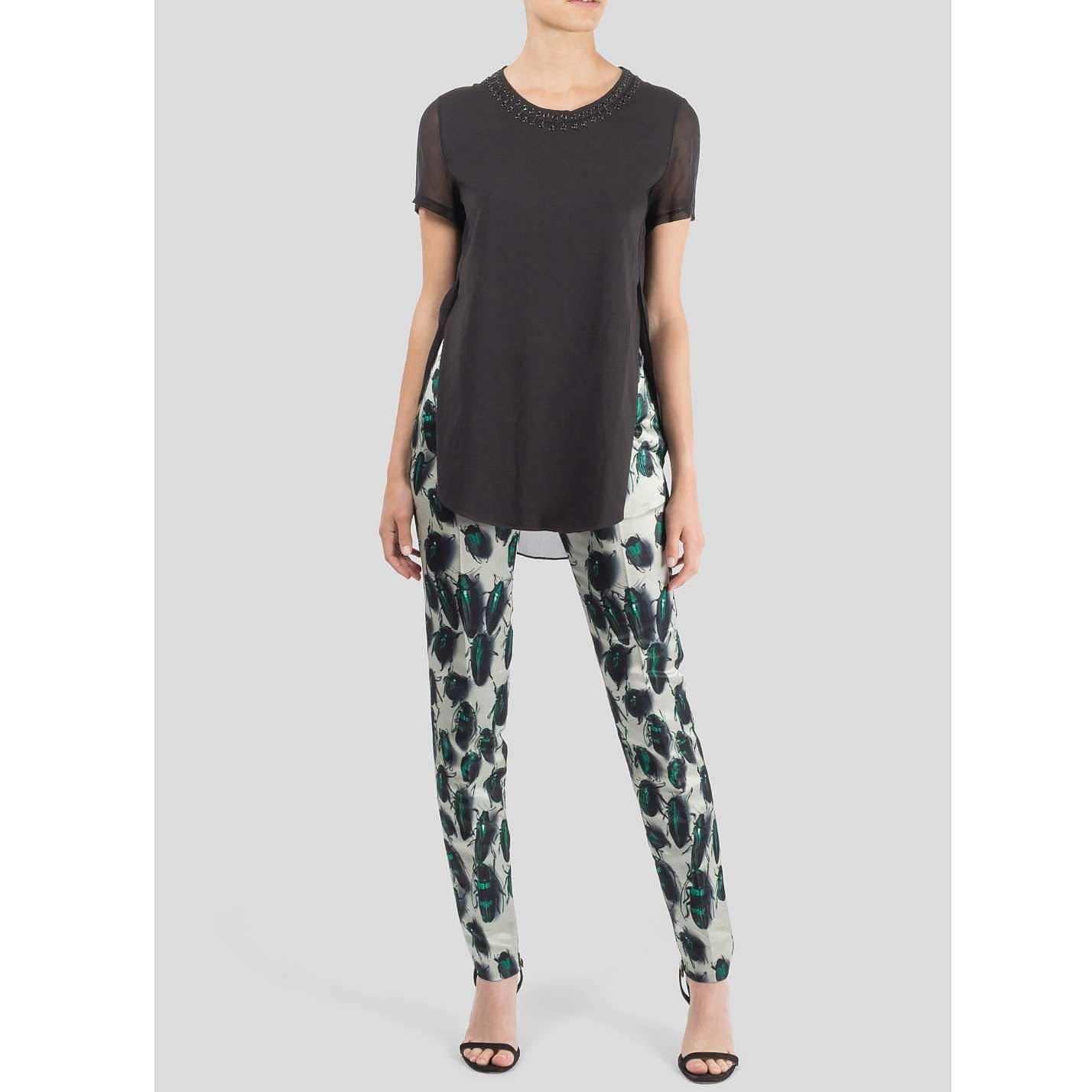 3.1 Phillip Lim Embellished Loose-Fit T-Shirt